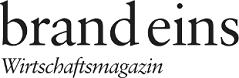 brand eins_Logo_klein