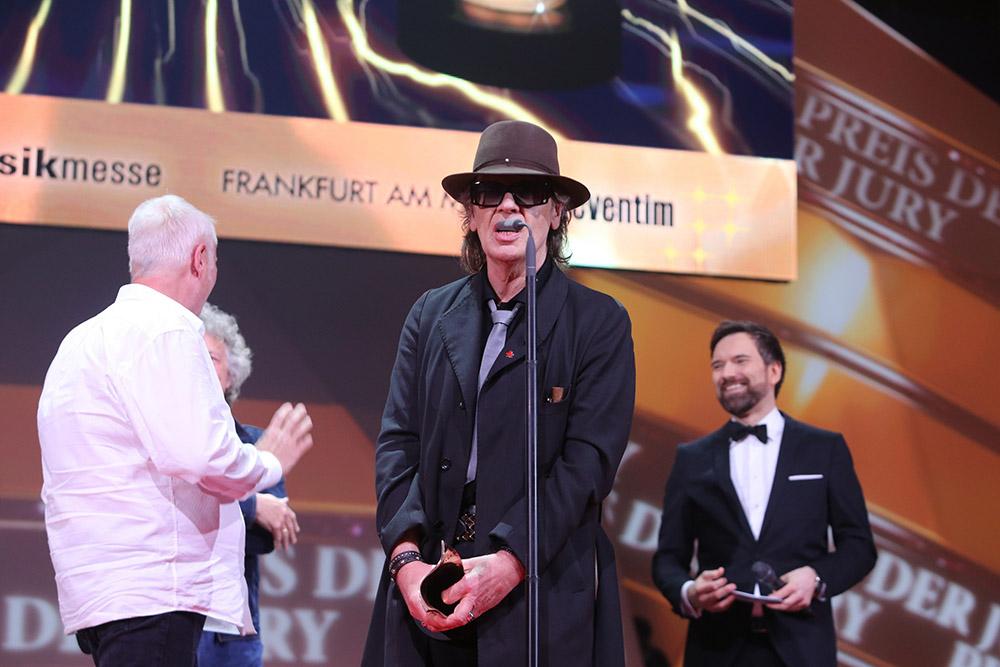 Der Jurypreis Udo Lindenberg PRG LEA 2016