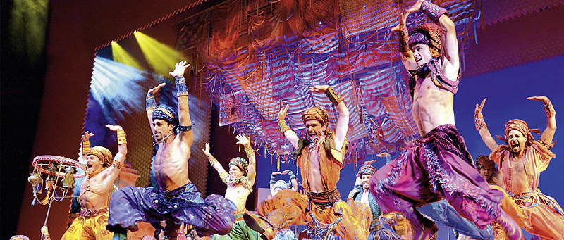 Show-Aladdin
